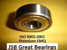 "1601-2RS rubber seals bearing 1601-rs ball bearing 1601 3/16""x11/16""x5/36"""
